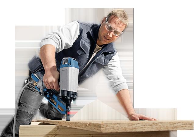 Профессиональные строители